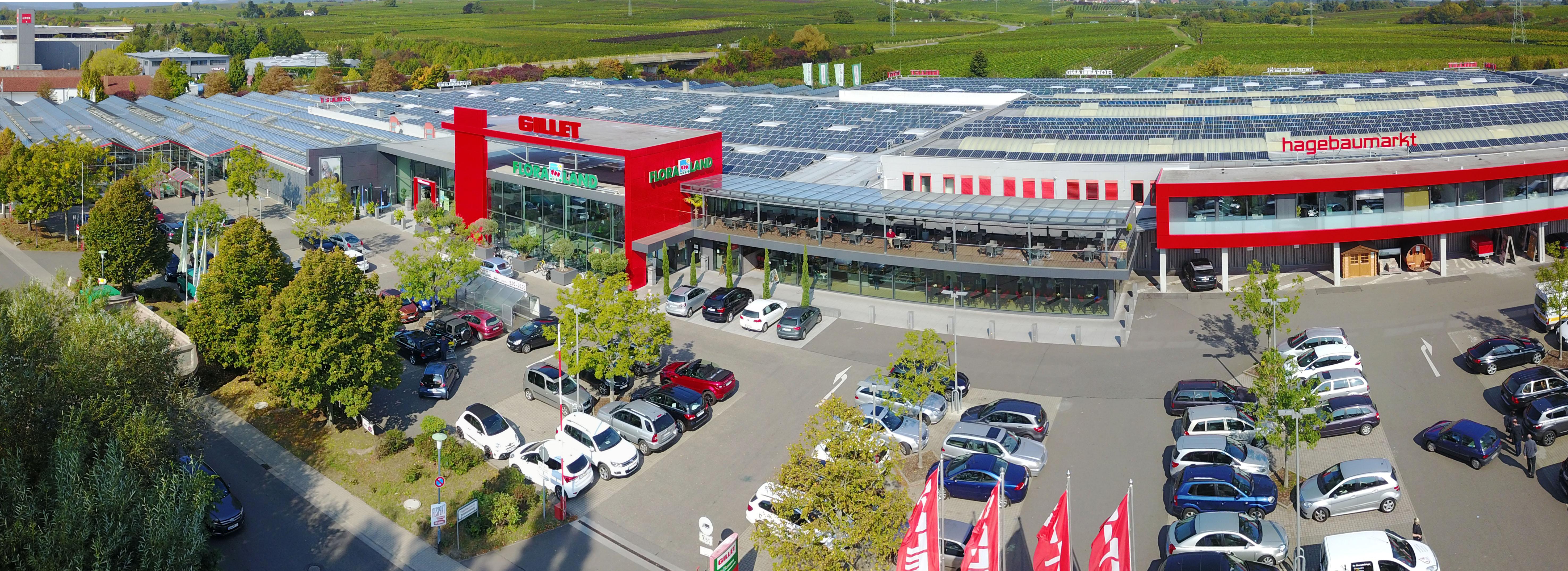 Gillet Hagebaumarkt Floraland Gilletstrasse 1 3 In 76829 Landau