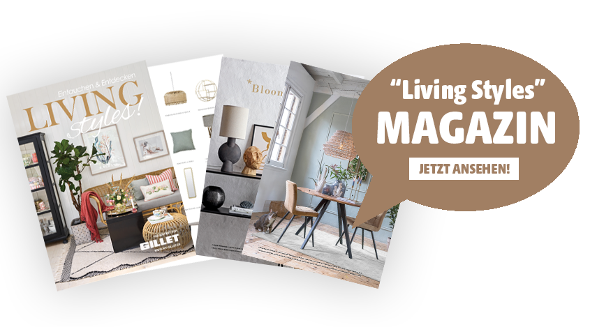 GILLET MAGAZIN BUTTON by WEB DESIGN MEDIA in Neustadt2020